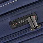 Antler Oxygen Medium 70cm Softside Suitcase Blue 40816 - 5