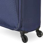 Antler Oxygen Medium 70cm Softside Suitcase Blue 40816 - 7