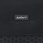 Antler Oxygen Medium 70cm Softside Suitcase Black 40816 - 8