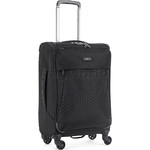 Antler Oxygen Small/Cabin 56cm Softside Suitcase Black 40826