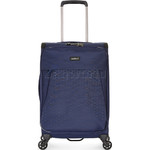 Antler Oxygen Small/Cabin 56cm Softside Suitcase Blue 40826 - 3