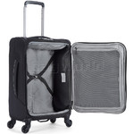 Antler Oxygen Small/Cabin 56cm Softside Suitcase Black 40826 - 4