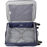 Antler Oxygen Small/Cabin 56cm Softside Suitcase Blue 40826 - 4