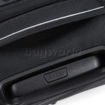 Antler Oxygen Small/Cabin 56cm Softside Suitcase Black 40826 - 6