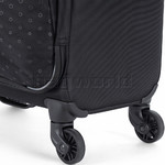Antler Oxygen Small/Cabin 56cm Softside Suitcase Black 40826 - 7