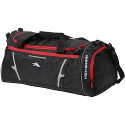 High Sierra Composite 2 in 1 Backpack Duffle Black 67670