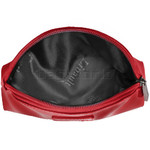 Lipault Plume Vinyl Cosmetic Pouch Ruby 77819 - 2