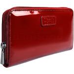 Lipault Plume Vinyl Zip Around Wallet Ruby 77821 - 1