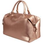 Lipault Miss Plume Medium Bowling Bag Pink Gold 86107