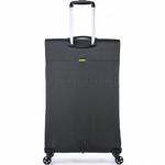 Antler Zeolite Large 80cm Softside Suitcase Charcoal 42615 - 1