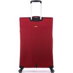 Antler Zeolite Large 80cm Softside Suitcase Red 42615 - 1