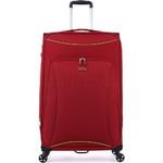 Antler Zeolite Large 80cm Softside Suitcase Red 42615 - 3