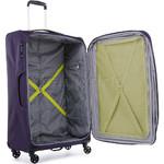 Antler Zeolite Large 80cm Softside Suitcase Purple 42615 - 4