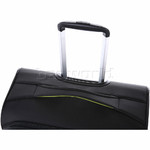 Antler Zeolite Large 80cm Softside Suitcase Black 42615 - 7