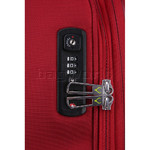 Antler Zeolite Softside Suitcase Set of 3 Red 42626, 42616, 42615 with FREE GO Travel Luggage Scale G2006 - 5