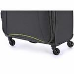 Antler Zeolite Large 80cm Softside Suitcase Charcoal 42615 - 7