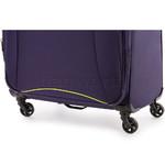 Antler Zeolite Large 80cm Softside Suitcase Purple 42615 - 7