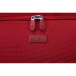 Antler Zeolite Softside Suitcase Set of 3 Red 42626, 42616, 42615 with FREE GO Travel Luggage Scale G2006 - 7