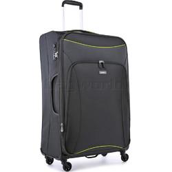 Antler Zeolite Large 80cm Softside Suitcase Charcoal 42615