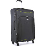 Antler Zeolite Large 80cm Softside Suitcase Charcoal 42615