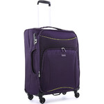 Antler Zeolite Medium 66cm Softside Suitcase Purple 42616