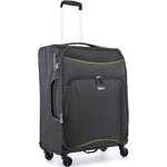 Antler Zeolite Medium 66cm Softside Suitcase Charcoal 42616