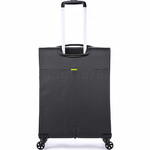 Antler Zeolite Medium 66cm Softside Suitcase Charcoal 42616 - 1