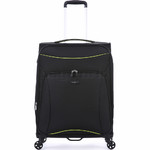 Antler Zeolite Medium 66cm Softside Suitcase Black 42616 - 3