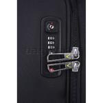 Antler Zeolite Medium 66cm Softside Suitcase Black 42616 - 5