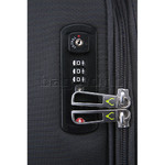 Antler Zeolite Medium 66cm Softside Suitcase Charcoal 42616 - 5
