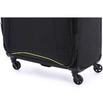 Antler Zeolite Medium 66cm Softside Suitcase Black 42616 - 7