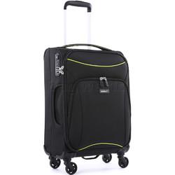 Antler Zeolite Small/Cabin 56cm Softside Suitcase Black 42626