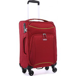 Antler Zeolite Small/Cabin 56cm Softside Suitcase Red 42626