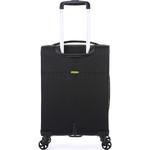 Antler Zeolite Small/Cabin 56cm Softside Suitcase Black 42626 - 1