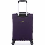 Antler Zeolite Small/Cabin 56cm Softside Suitcase Purple 42626 - 1
