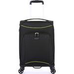 Antler Zeolite Small/Cabin 56cm Softside Suitcase Black 42626 - 3