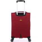 Antler Zeolite Small/Cabin 56cm Softside Suitcase Red 42626 - 1