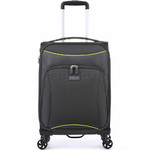 Antler Zeolite Small/Cabin 56cm Softside Suitcase Charcoal 42626 - 3