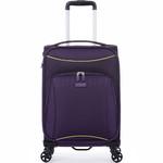 Antler Zeolite Small/Cabin 56cm Softside Suitcase Purple 42626 - 3