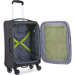 Antler Zeolite Small/Cabin 56cm Softside Suitcase Charcoal 42626 - 4