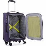 Antler Zeolite Small/Cabin 56cm Softside Suitcase Purple 42626 - 4