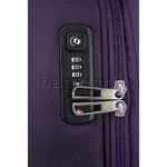 Antler Zeolite Small/Cabin 56cm Softside Suitcase Purple 42626 - 5