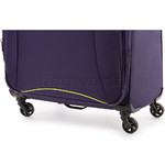Antler Zeolite Small/Cabin 56cm Softside Suitcase Purple 42626 - 7