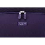 Antler Zeolite Small/Cabin 56cm Softside Suitcase Purple 42626 - 8
