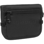 Pacsafe RFIDsafe V50 RFID Blocking Compact Wallet Black 10551 - 1