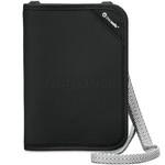 Pacsafe RFIDsafe V150 RFID Blocking Compact Organiser Black 10561