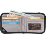 Pacsafe RFIDsafe V100 RFID Blocking Bi-Fold Wallet Black 10556 - 2