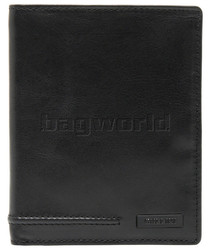 Cellini Men's Viper RFID Blocking Blazer Leather Wallet Black MH207