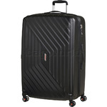 American Tourister Airforce 1 Extra Large 81cm Expandable Hardside Suitcase Galaxy Black 87811