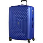 American Tourister Airforce 1 Extra Large 81cm Expandable Hardside Suitcase Insignia Blue 87811